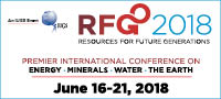 Resources, Future, Generations, Premier, Conference, Energy, Minerals, Water, Earth, June,16-21, 2018, Vancouver, Canada