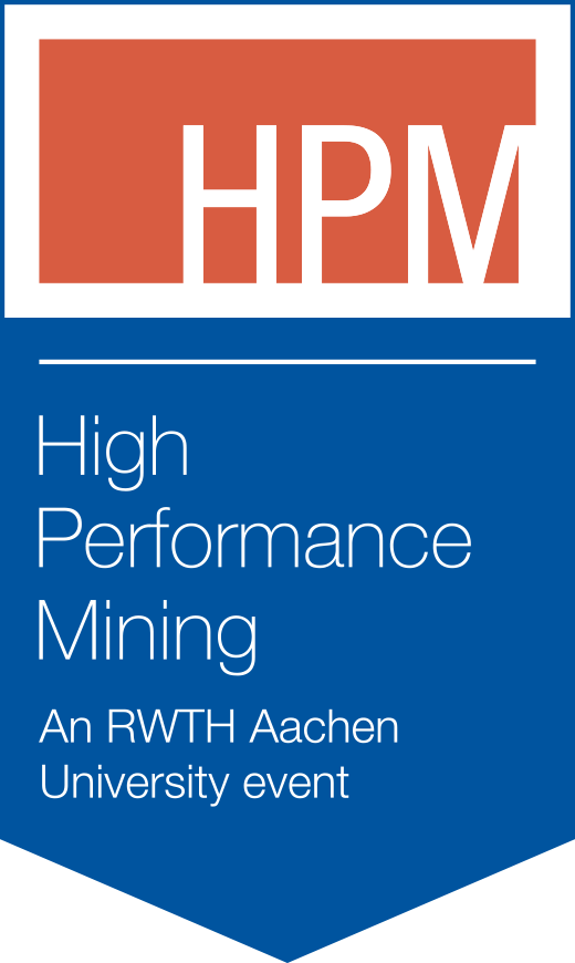 2nd International Conference on High-Performance Mining November 16-19, Digital