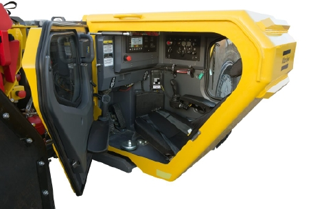 Atlas Copco: Scooptram ST7LP Upgrade