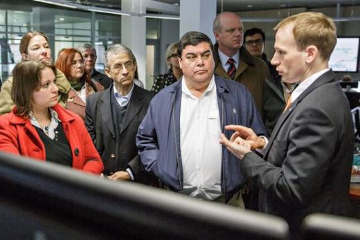 RAG Mining Solutions hosts Chilean Delegation
