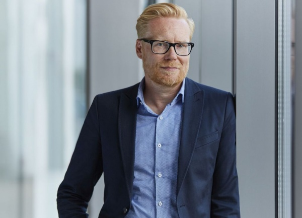 Christian Schneider ist neuer Director People and Culture bei der Beumer Group. (Foto: BEUMER Group GmbH & Co. KG)
