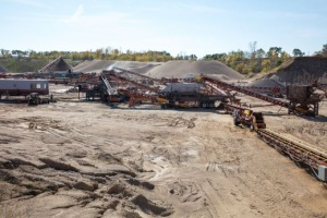 Glenwood Pit serves as proving Ground for new Superior Products