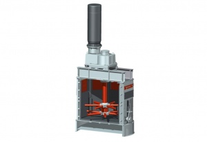 Grinding mill (Source: Metso Outotec)