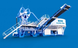 All-in-one wet Processing System to be revealed at bauma (Source: CDE)