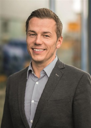 Branch manager Alexander Konz (Source: Bauer Group)