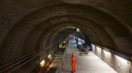 Crossrail: Platforms completed at new Liverpool Street Station