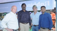 Robbins achieves Tunneling Breakthrough in Bangalore in India