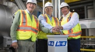 New Potash Plant in Canada - Symbolic Commissioning Start of Legacy