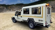 GHH Multipurpose electric Vehicles: New Conversion Kits for Tembo 4x4
