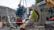 Bossler Tunnel in Germany: »Käthchen« achieves Breakthrough