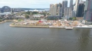 Bauer Foundations Australia constructs Foundation for Resort Hotel in Sydney Harbor