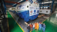 Twin Robbins Crossover TBMs to bore on Mumbai Metro Line 3