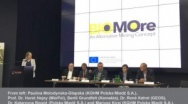 Biomore presented Underground Installation of Pilot Plant in Rudna Mine