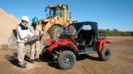 """MINExpo 2016: TOMCAR LLC shows """"Indestructible Diesel and Electrical All-Terrain Vehicles"""" for Mining Industry"""