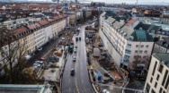 Construction Site turned Upside down: Underground Construction Method at the Thomas-Wimmer-Ring in Munich