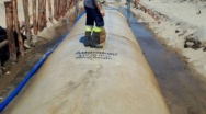Coastal Protection with geotextile Container Systems