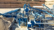SOMEVAM invests in second CDE Silica Sand Wash Plant
