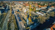 Bauer carries out Specialist Foundation Engineering Works in Bavarian Town