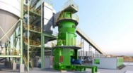 Loesche CCG Grinding Plant with modern vertical Roller Mill for Siam City Cement in Sri Lanka