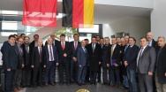 Delegation from Turkish mining area signs cooperation contract with Halbach & Braun Maschinenfabrik GmbH & Co.