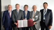 Femern AS and BBT SE: Two of Europe's biggest mega Projects sign Agreement on mutual Cooperation