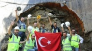Breakthrough of Lovsuns Sewer Tunnel TBM in Istanbul - Huge Plan for Wastewater Treatment in Turkey till 2023