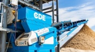 CDE Solution for frac Sand Producer enables fast RoI