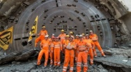 Herrenknecht TBM constructs large Road Tunnel in Switzerland