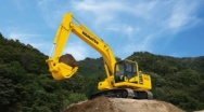 "Leading the Industry by Making the System Standard on Hydraulic Excavators introducing ""KomVision Human Detection & Collision Mitigation System"" to the Japanese Market"